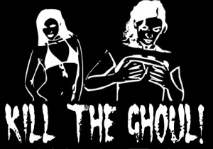 kill the ghoul!