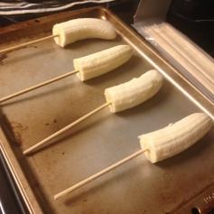 Freeze 'dem bananas!