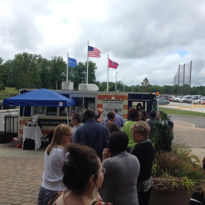 GAC Food Truck Line