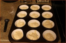 Batter in Cups