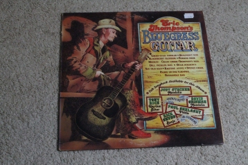 Eric Thompson's Bluegrass Guitar