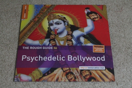 The Rough Guide to Psychedelic Bollywood