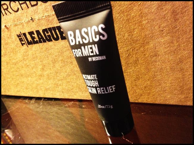 Basics for Men: Ultiamte Tough Skin Relief by Beckman