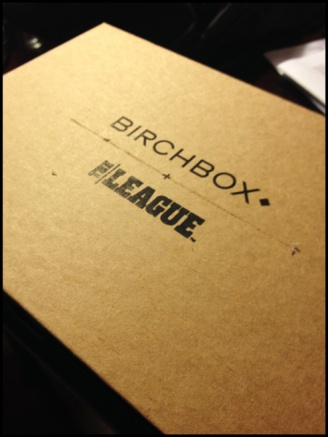 Birchbox Box Design