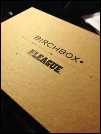 Birchbox Box Design