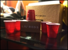 Party Cup Shot Glasses by Lil' Reds