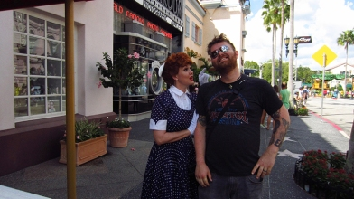 The day I met Lucy