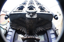 Owl Post in Diagon Alley
