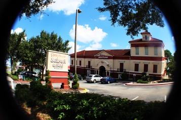 Facade for Ripley's Believe It or Not! Odditorium in Orlando, FL