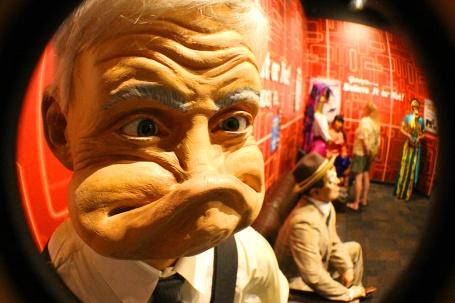"""J.T. """"Rubber Face"""" Saylors"""