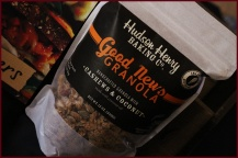 Good News Cashew and Coconut Granola from Hudson Henry Baking Co., Palmyra, VA