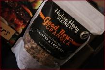 Good News Cashew and Coconut Granola from Hudson Henry Baking Co., Palmyra, VA