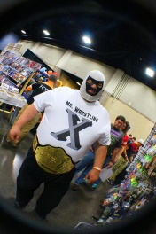 Mr. Wrestling X!