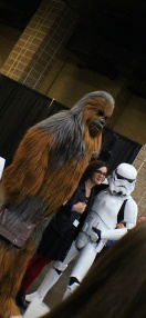 Chewbacca and co.