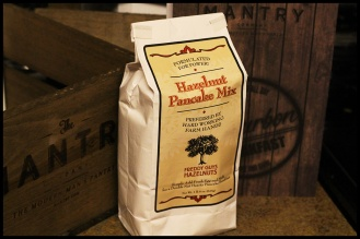 Hazelnut Pancake Mix by Freddy Guy Hazelnut Farm