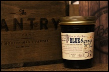Bourbon Blueberry Jam by Jam Stand