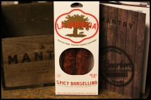 Spicy Borsellino by La Quercia