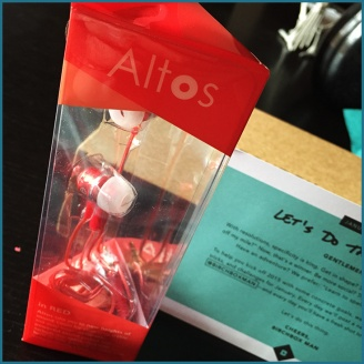 Altos Headphones with Mic by Icon Q