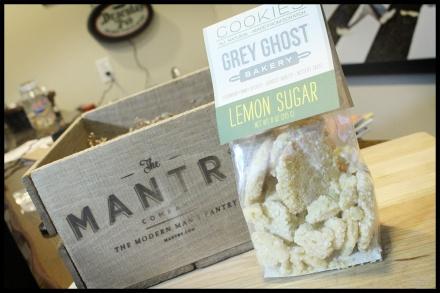 Lemon Sugar Cookies by Grey Ghost Cookies