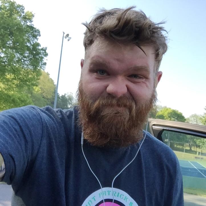 Four miles today! Jam on!