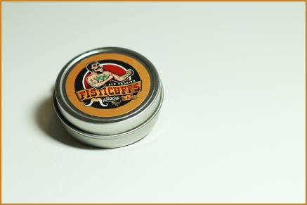 Fisticuffs Old Fashioned Mustache Wax