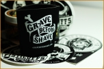 Grave Before Shave Koozie (front)