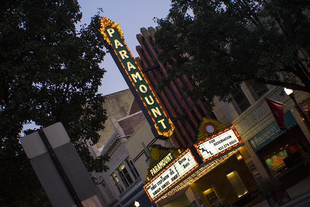 Paramount Theater in Bristol, TN