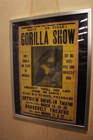 gorillaShow