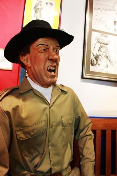 Bobby Blackburn, the Crocodile Man