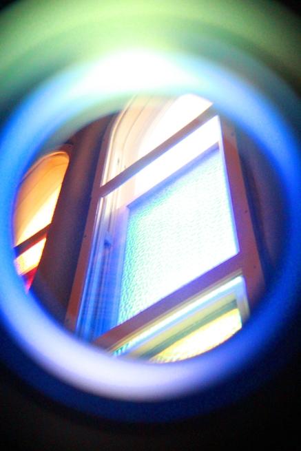 Window action at the Ryman