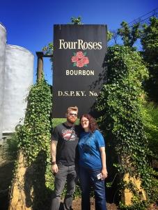 Four Roses Distillery, Kentucky Bourbon Trail