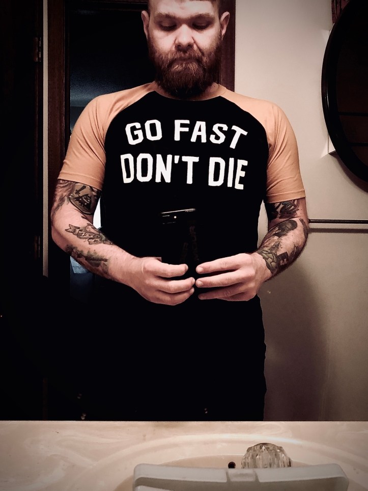 Go Fast, Don't Die